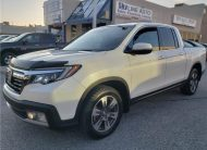 2017 Honda Ridgeline Touring All-wheel Drive Crew Cab